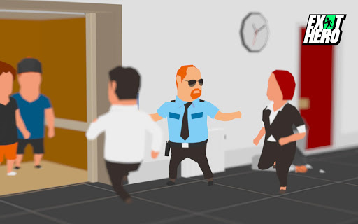 無料街机Appのエグジットヒーロー (Exit Hero)|記事Game