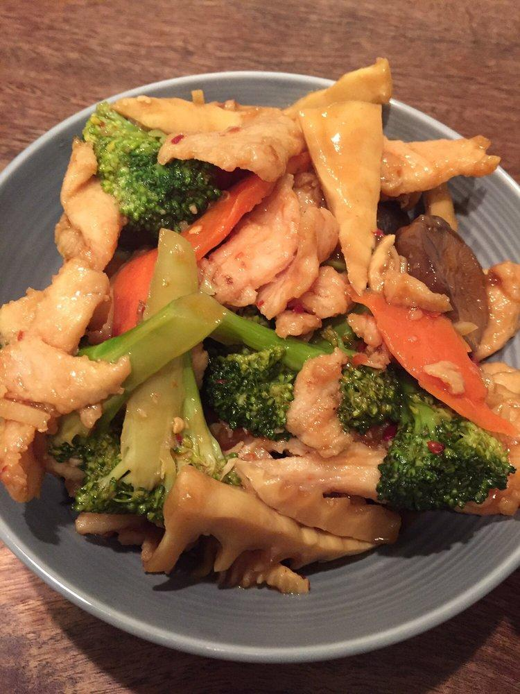 Photo of The Great Wall Restaurant - Lafayette, CA, United States. Tai Chi chicken ($10.95) - takeout