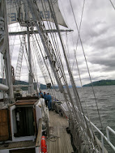 Photo: Sailing in Loch Ness