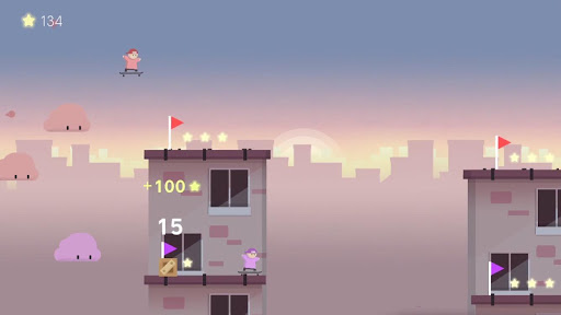 Cloud Skate screenshot 5