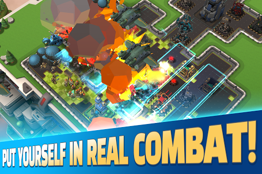 Mad Rocket: Fog of War – New Boom Strategy! poster