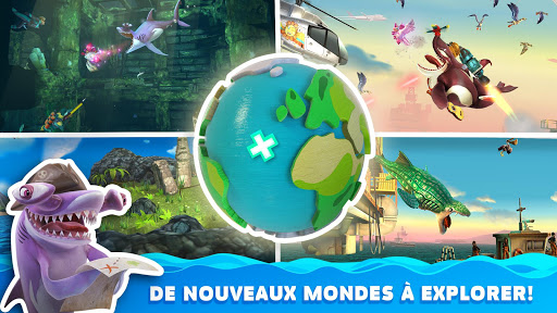 Hungry Shark World  captures d'écran 3