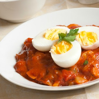 Shahi Egg Curry.