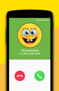 Fake Call From Sponge Boob - náhled