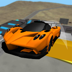 Racing Car: Driving Simulator Icon