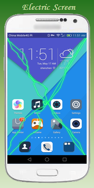 Electric Screen- screenshot