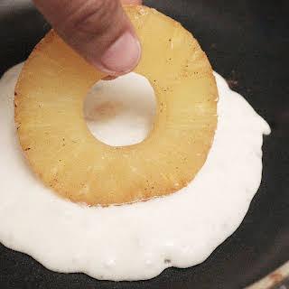 Pineapple Upside-down Pancakes.