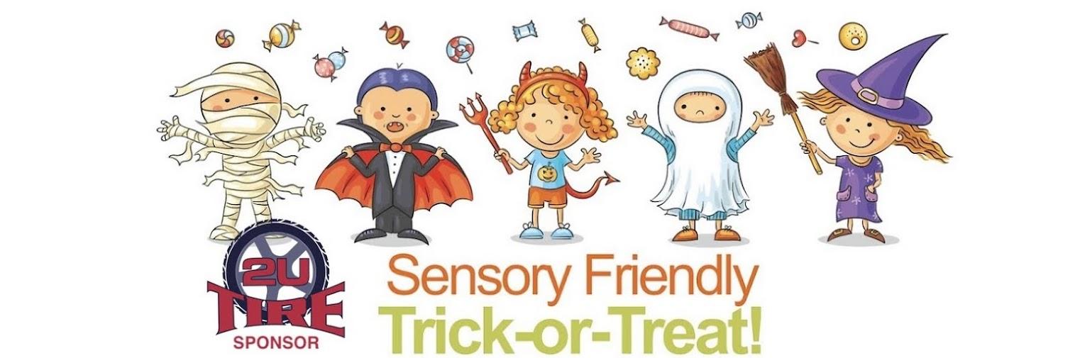 Sensory Friendly Trick-or-Treat