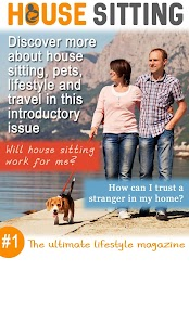 House Sitting Magazine- screenshot thumbnail