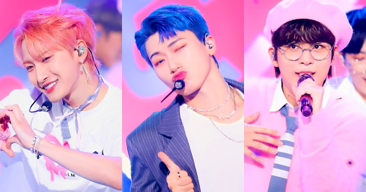 """These 20 HD Photos Taken During ATEEZ's Ridiculously Adorable """"Eternal Sunshine"""" Stage Will Have You Feeling Weak"""