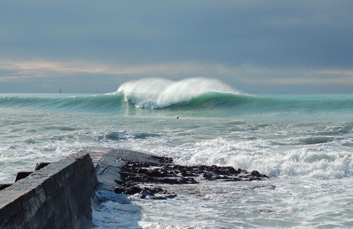 L'onda perfetta di teo-art