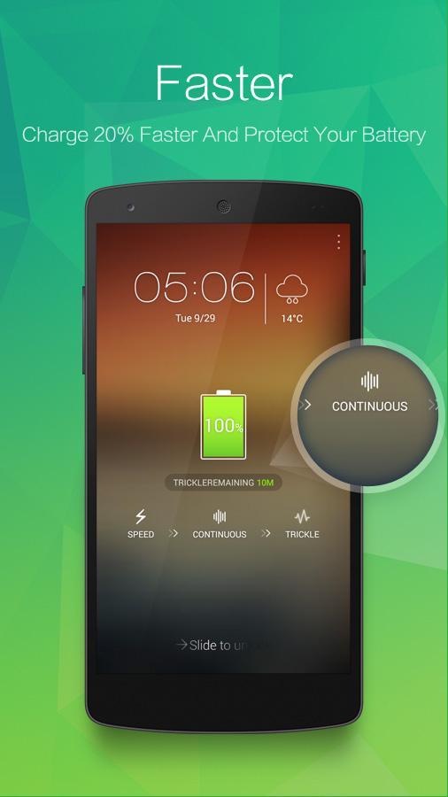 Battery Doctor (Battery Saver)- screenshot