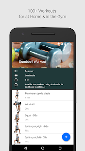 Virtuagym Fitness Tracker - Home & Gym- screenshot thumbnail