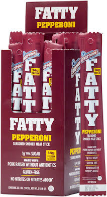 Sweetwood Cattle Co. FATTY Smoked Meat Stick: 2oz ea, Box of 20 alternate image 1