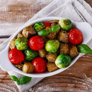 Brussels Sprouts Tomatoes Recipes.