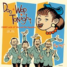 "Photo: CD design for Conny "" Doo Wop Tonight""."