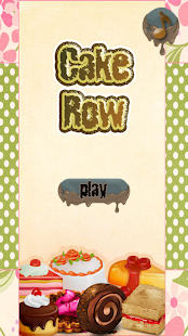 Cake Row- screenshot thumbnail