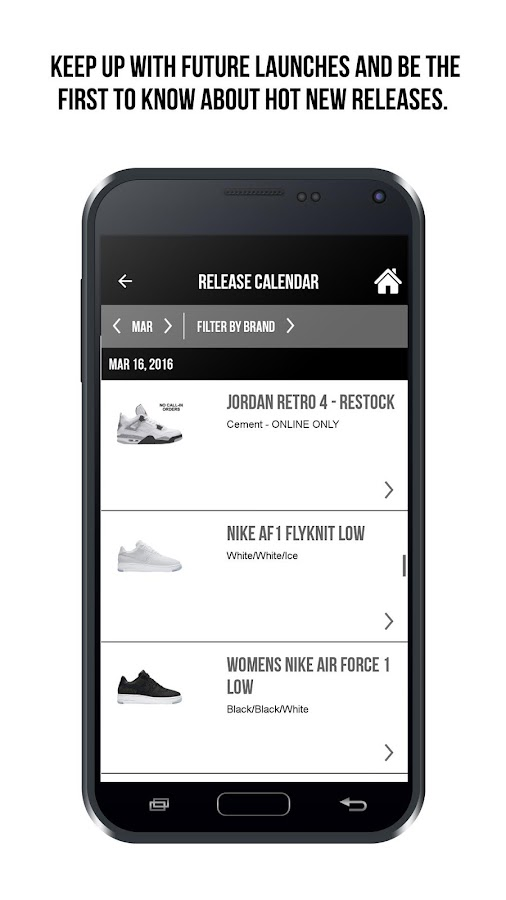 Foot Locker- screenshot