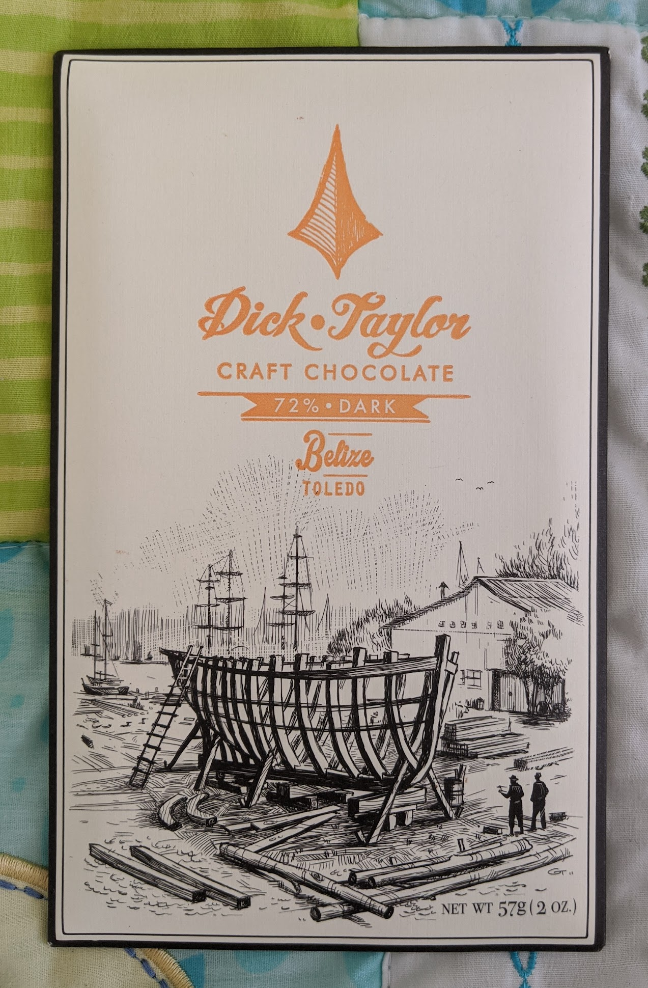 72% dick taylor belize bar