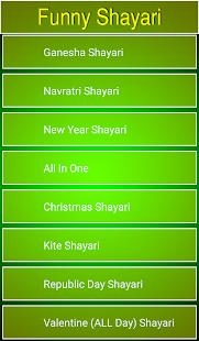 Funny Shayari - náhled