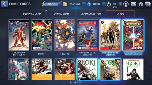 MARVEL Future Fight 4.7.1 screenshots 16