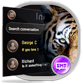 Tiger SMS Messenger Theme