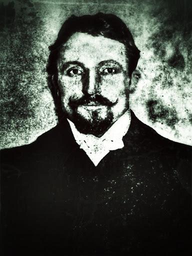 Retrato de Emile Dubois antes de ser ejecutado