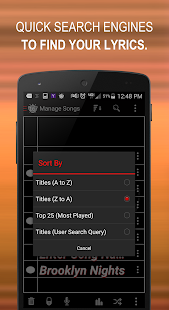 Write Songs- screenshot thumbnail