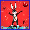 춤 토끼 라이브 배경 화면