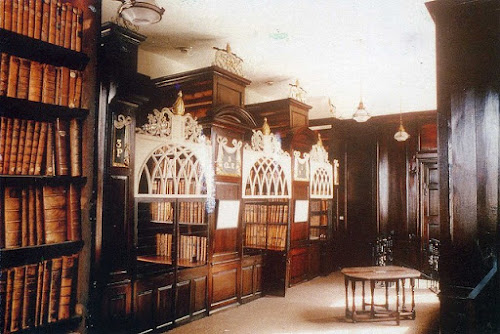 Photo Marsh's Library