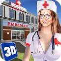 Hospital ER Emergency Heart Surgery: Doctor Games icon