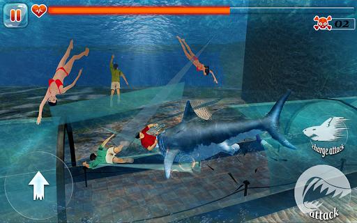 Scary Shark Evolution 3D  screenshots 5