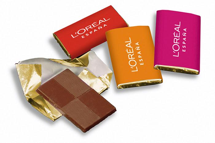 bombones chocolate personalizados