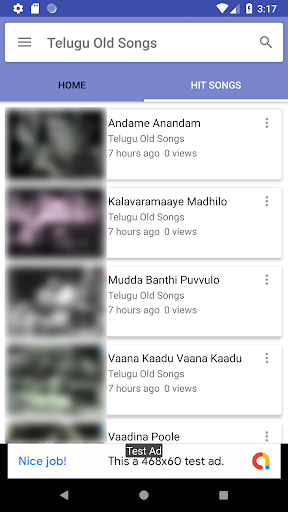 Telugu Old Songs by Hit Songs Apps (Google Play, United States