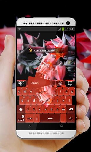 紅慾望 GO Keyboard