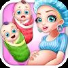 Jumeaux nouveau-nés Soins de