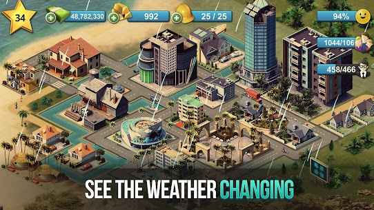 City Island 4 – Town Simulation: Village Builder Mod Apk Download For Android and Iphone 5