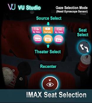 VU Cinema  VR 3D Video Player