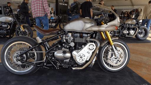 Machines et Moteurs au Café Racer Festival 2018
