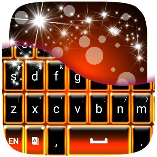 金色光芒鍵盤 個人化 App LOGO-APP試玩