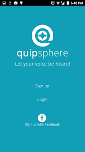 QuipSphere- screenshot thumbnail
