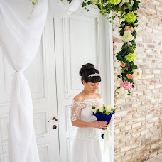 Wedding photographer Elena Kadkina (zxthg555). Photo of 22.04.2018