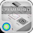 Cream White Hola Theme icon