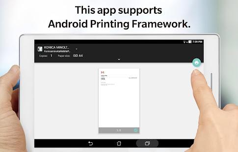 App Konica Minolta Mobile Print APK for Windows Phone