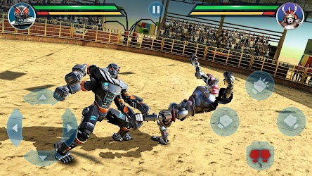Real Steel CRACKED Apk 1.39.1 6