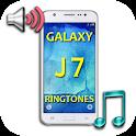 Best J7 Ringtones & Wallpapers icon