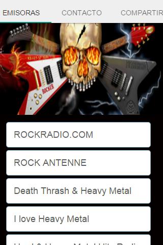 **Heavy Metal Radio y Emisoras