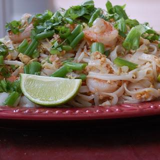 The BEST Pad Thai Recipe
