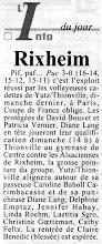 Photo: 16-02-96 CF Exploit à Paris contre le PUC 0-3 en coupe de France