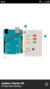 Arduino Starter Kit - náhled